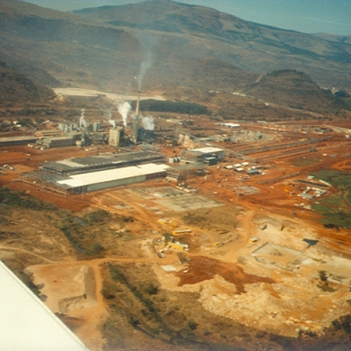 SAPPI Pulp and Paper Mill