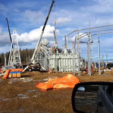 Substations and Transmission Lines